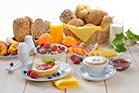 Una prima colazione abbondante